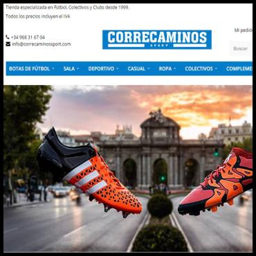 Smartweb - Correcaminos Sport