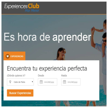Experiences Club