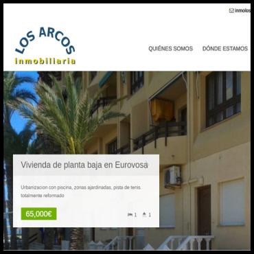 Smartweb - Inmobiliaria Los Arcos
