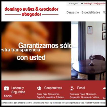 Smartweb - Domingo Núñez Abogados