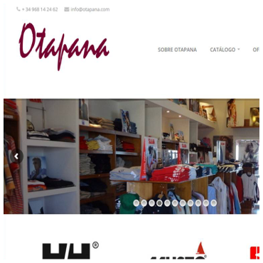 Otapana - Tienda de Ropa Náutica