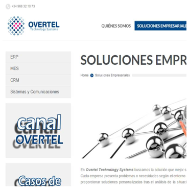 Smartweb - Overtel Technology Systems